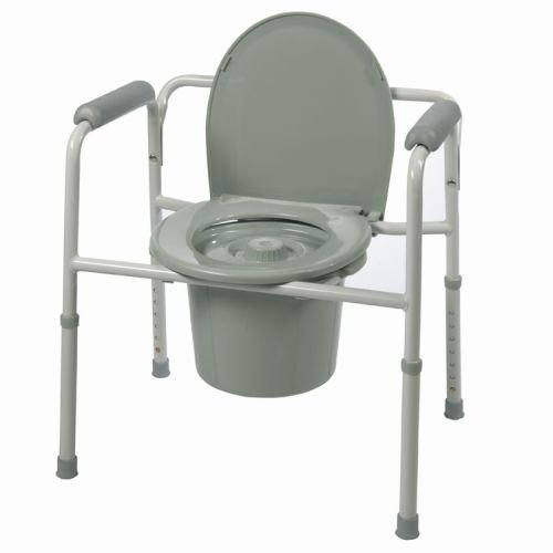 Roscoe Medical Three-In-One Commode-Bariatric Patient