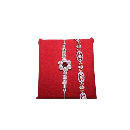 handicrunch-haldirams-soan-papdi-set-stunning-bracelet-style-gold-rakhi-set-of-two