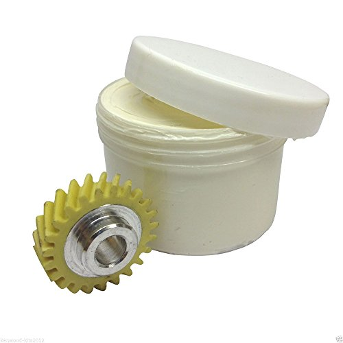 Kitchenaid Stand Mixer Worm Drive Gear & 130g Tub Of Food Grade Grease. Genuine (Kitchen Aid 620 Stand Mixer compare prices)