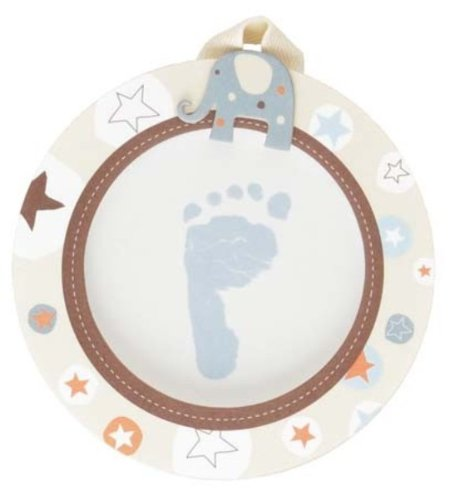 Pepperpot Baby First Hand And Foot Prints Kit, Oliver'S Nursery front-781336