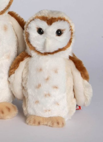 "Rafter Barn Owl 7"" by Douglas Cuddle Toys - 1"