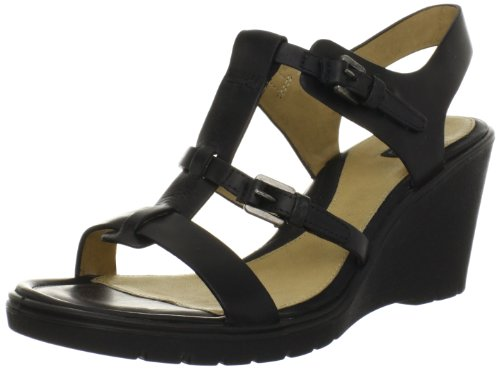 ECCO Shoes Women's Adora Sandal Black Slingbacks 23852302001 5 UK, 38 EU
