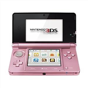 Nintendo Nintendo 3DS Pearl Pink by Nintendo