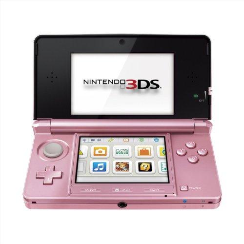 Nintendo Nintendo 3DS Pearl Pink image