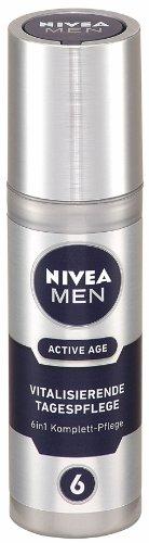 Nivea Men Active Age Vitalisierende Tagespflege Gesichtspflege, 3er Pack (3 x 50 ml)