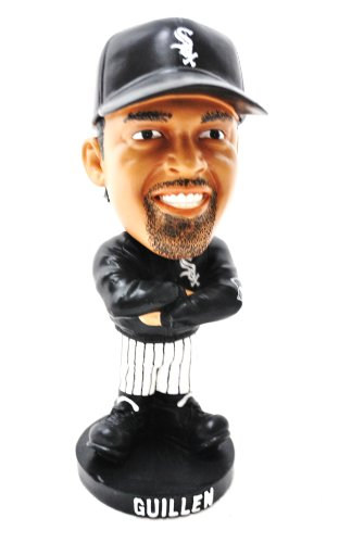 Ozzie Guillen (manager) rare Chicago White Sox MLB Knucklehead Bobble Head in origional Box at Amazon.com