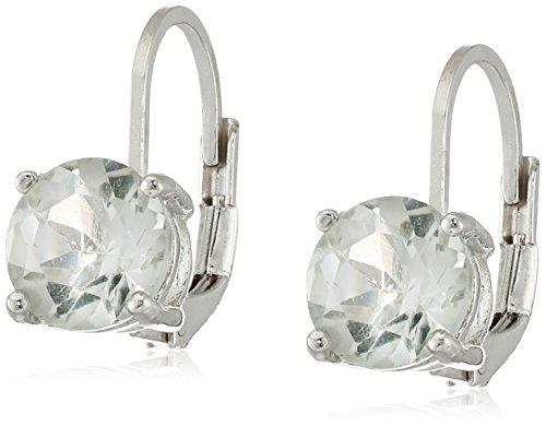 Sterling-Silver-Gemstone-Dangle-Earrings-7mm