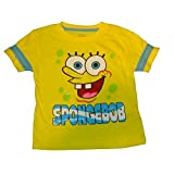 Nickelodeon Spongebob Boys Toddler T-Shirt 4T