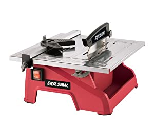 SKIL 3540-02 4.2-Amp 7-Inch Wet Tile Saw by Skil