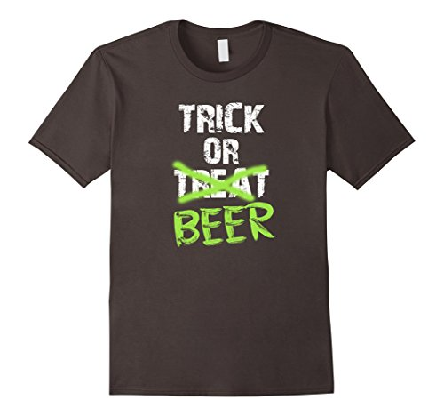 Funny Trick or Beer Tee Shirt