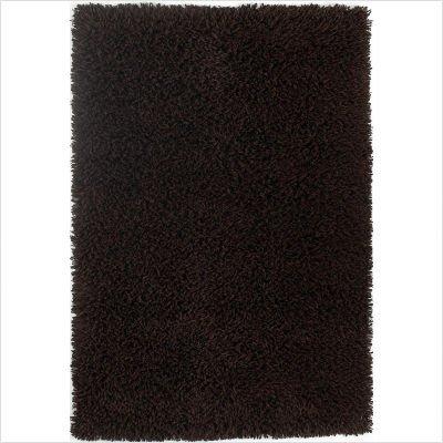 Shag Wool Rug - Mocha (8x10')