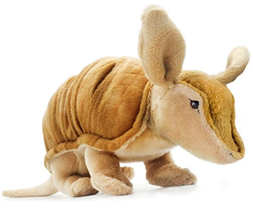 mike-the-armadillo-10-inch-realistic-looking-stuffed-animal-plush-by-viahart