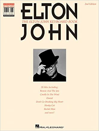 The Elton John Keyboard Book written by Elton John