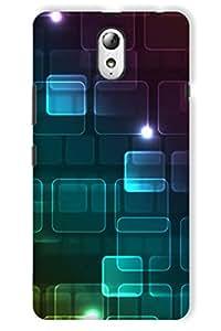 IndiaRangDe Hard Back Cover FOR Lenovo Vibe P1m