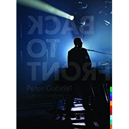Back To Front - Live In London Deluxe Limited Edition [Blu-ray]