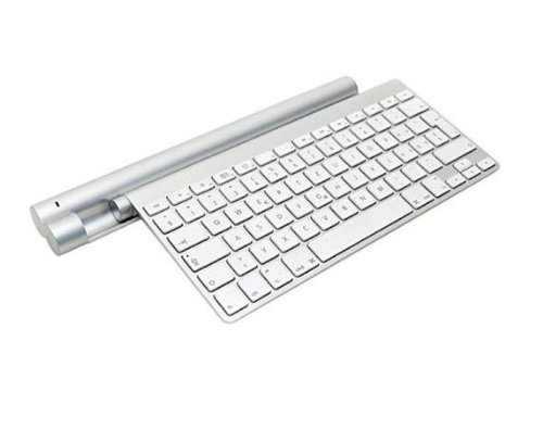 Mobee Technology Charm Bar - Inductive Charger for Apple Bluetooth Keyboard and Magic Trackpad (MO3212)