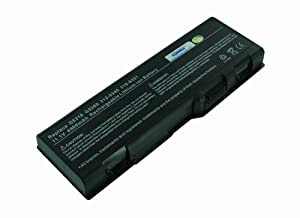 Hi-Capacity B-5855 Laptop Battery for Dell Inspiron 1500 6400 E1505 Vostro 1000 GD761 (Black)