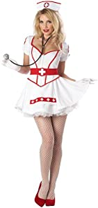 California Costumes Women's Eye Candy - Nurse Heart Breaker Adult