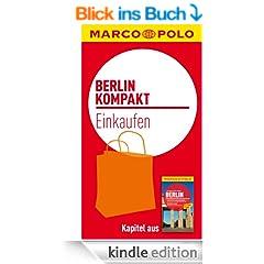 MARCO POLO kompakt Reisef�hrer Berlin - Einkaufen
