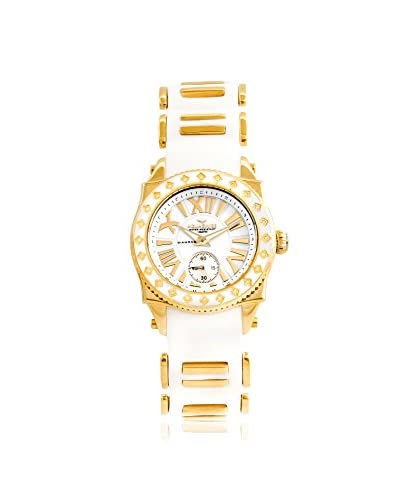 Aquaswiss Women's 62LD2405 Swissport L24 White Watch