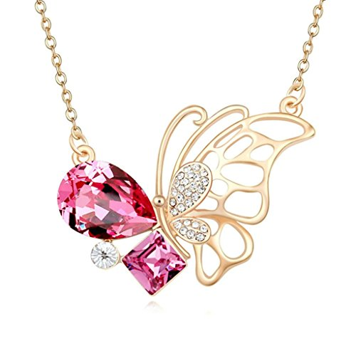 women-gold-plated-pendant-necklace-butterfly-cubic-zirconia-necklace-for-women-by-aienid