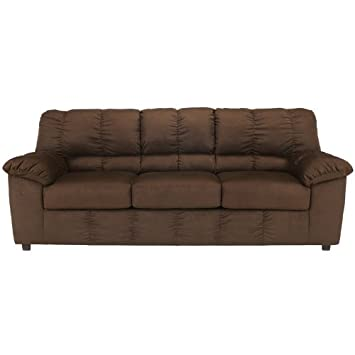 Flash Furniture Dominator Sofa, Cafe Fabric