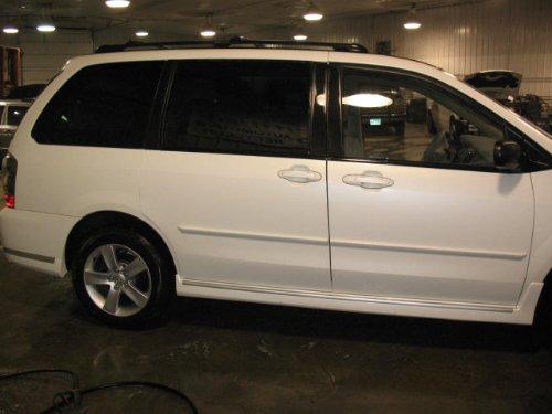 Mazda Mpv 2003. MAZDA MPV 2003 Elec Cont Unit