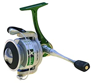 U s reel supercaster x series spinning reel 180x for Amazon fishing reels