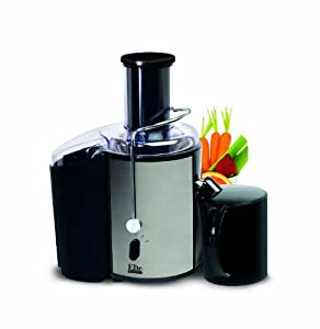 MaxiMatic EJX-9700 Elite Platinum Stainless-Steel 2-Speed Whole-Fruit Juice Extractor