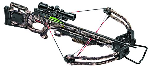 TenPoint Titan SS Crossbow Package with 3X Multi Line Scope & Quiver, 175 lb/Medium (Ten Point Crossbow Package compare prices)