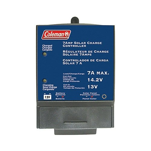 SUNFORCE PRODUCTS 68012 7-amp Charge Controller