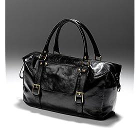 Ramalama Sofia Diaper Bag in Black