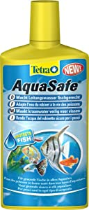 Tetra AquaSafe 500ml Water Conditioner