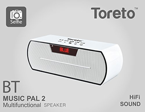 Toreto TBS-313 Music Pal Wireless Speaker