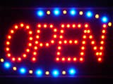 ADV-PRO-led001-r-Red-OPEN-Classic-LED-Neon-Business-Light-Sign