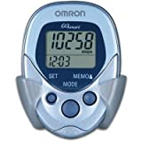 Omron Healthcare HJ-112 Pocket Pedometer