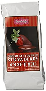 Brew La La Chocolate Covered Strawberry  Coffee, 12 Ounce,3-pack