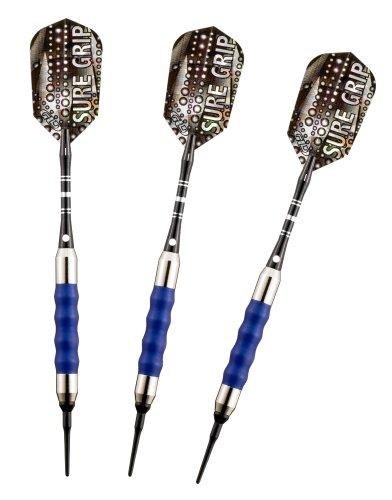 Viper Sure Grip Soft Tip Darts, 18-Gram, Blue