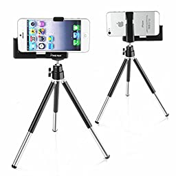 Mini Tripod Stand with Holder for ALL iPhone® 3G 4 4G