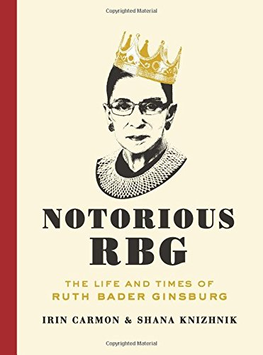 Notorious RBG ISBN-13 9780062415837