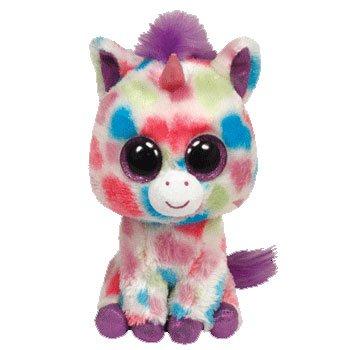 Imagen de Ty Beanie Boos Wishful Plush Unicorn