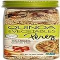 Pereg Gourmet Quinoa Cnstr Veggie, 10.58 Oz from Pereg Gourmet
