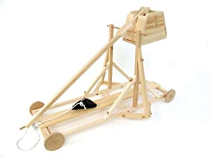Working Wood Trebuchet Kit