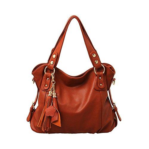 ZENTEII Borsa Da Donna A Spalla In Finta Pelle / Women Pu Handbag