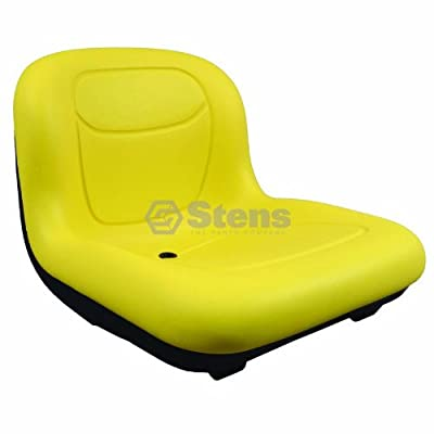 Stens Part # 420-182, High Back Seat / John Deere AM131531