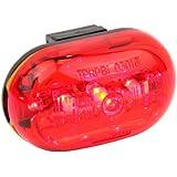 Ultrasport LED Fahrrad-Rücklicht 0.5 Watt inkl. Halterung - 5 LED's