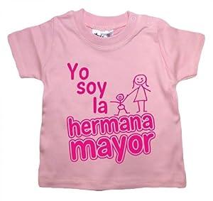 Dirty Fingers, Yo soy la hermana mayor, Bebés Camiseta
