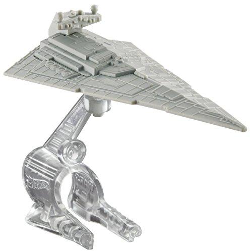 Hot Wheels Star Wars Starship Star Destroyer vs. Mon Calamari Cruiser Vehicle 2-Pack