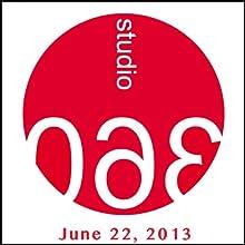 Studio 360: Weird Al & Carl Hiaasen's Florida Radio/TV Program by Kurt Andersen Narrated by Kurt Andersen