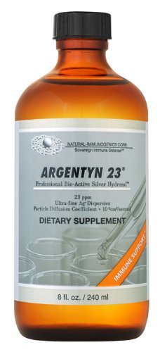 Natural-Immunogenics Corp. - Argentyn 23 8oz 240ml